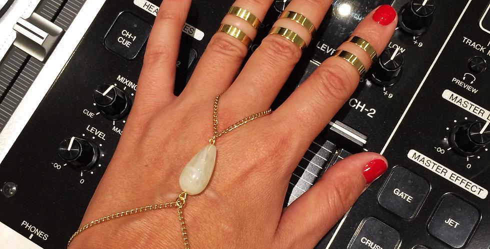 Hand Chain Cristal