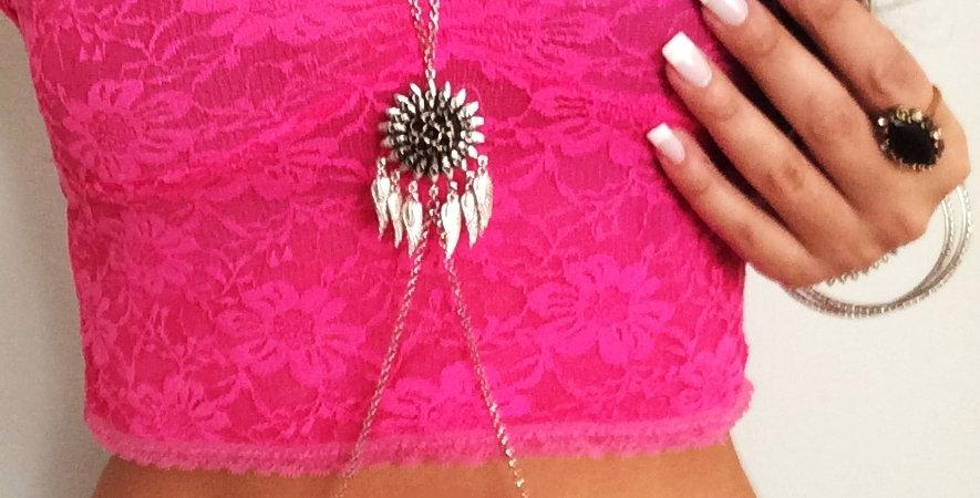 Body Chain Ouriço