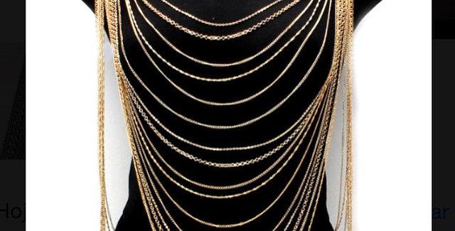 Body Chain Khadija