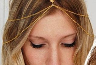 Headband Chain Mandala