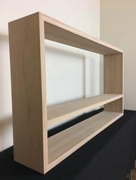 Letter Box Housing - American White Oak