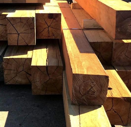 Recycled Ironbark Posts
