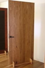 Spotted Gum Heavy Veneer Door
