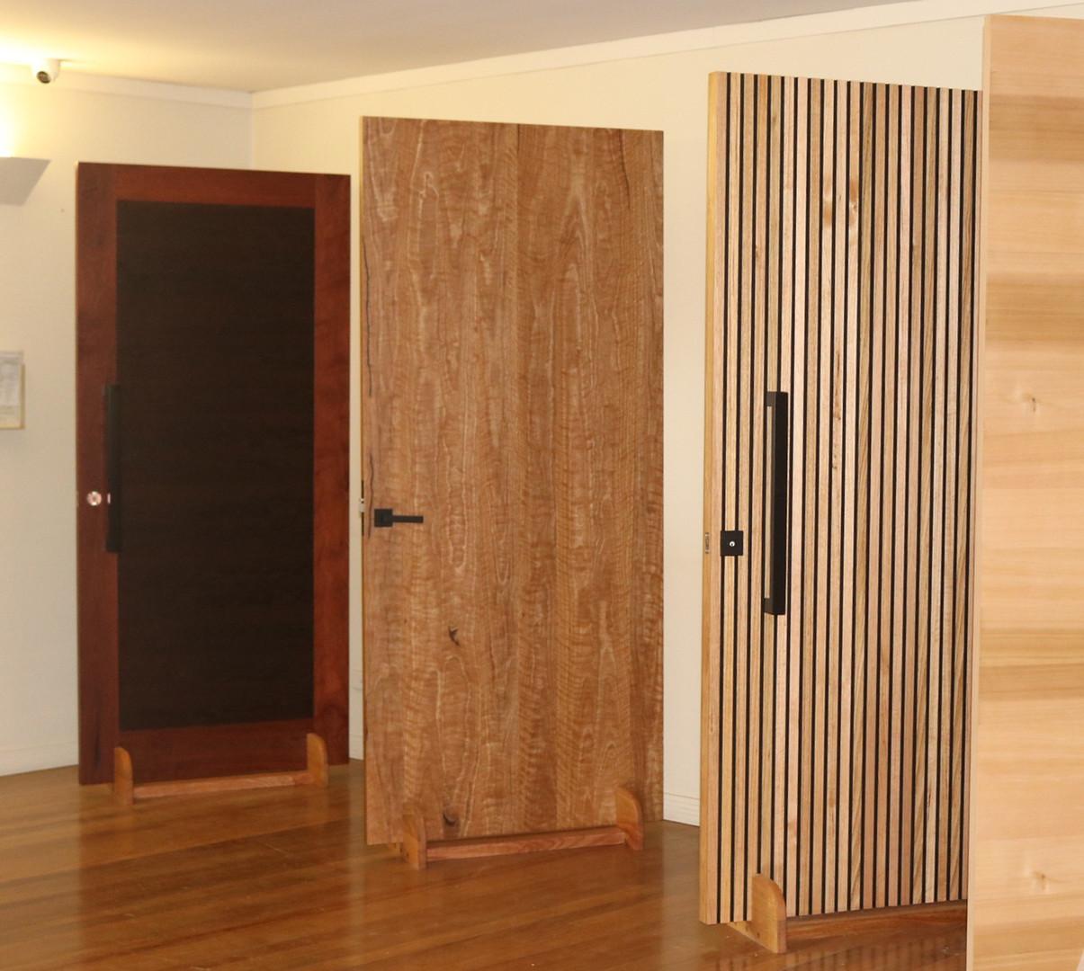 Heavy Veneer Doors