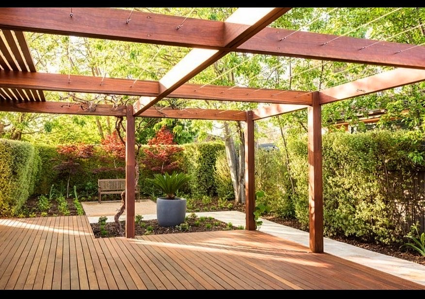 Spotted Gum Structural Beams