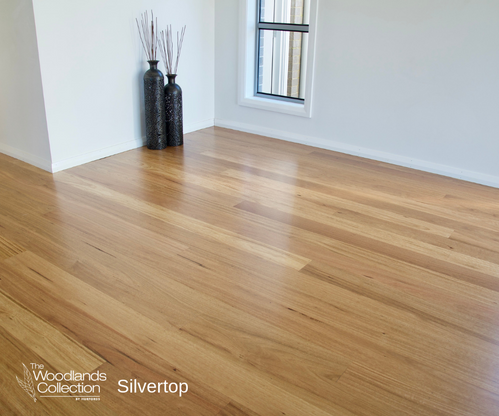 The Woodlands Collection Silvertop Stringybark