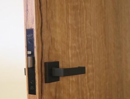 Heavy Veneer Timber Door