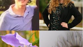 Hanna Makowski and Austin Kim Awarded Raven Fellowship
