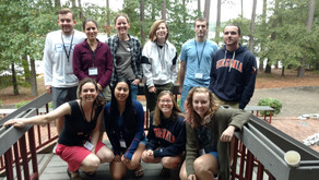 UVA represents at the 2019 SEPEEG Conference!