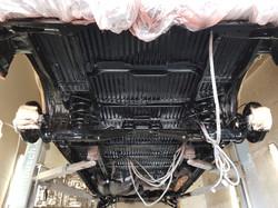 VW T 4 lackiert
