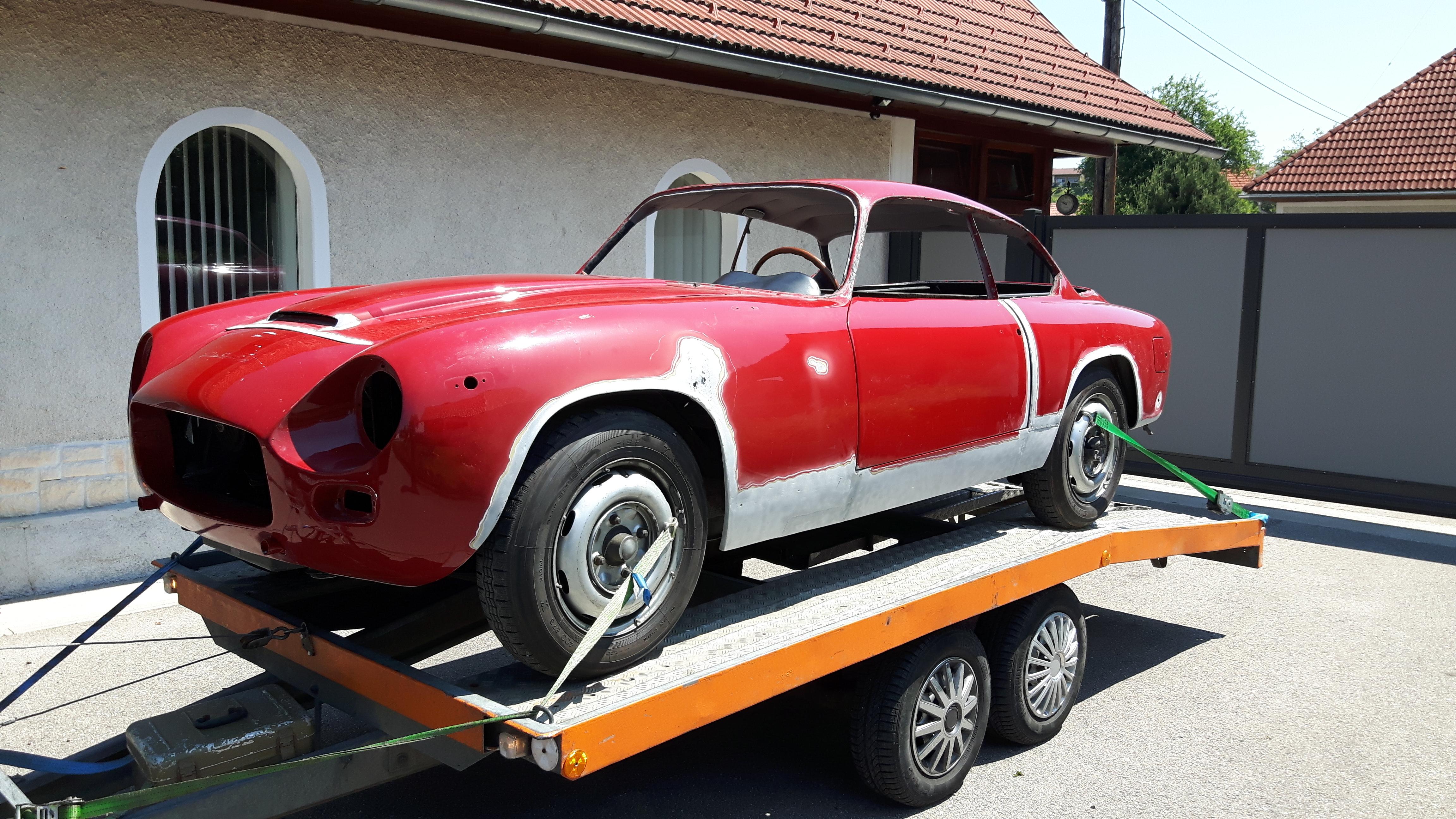 Lancia Flaminia Zagato Super Sport