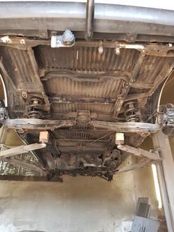 VW T4 Vorher
