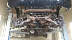 Toyota vorher