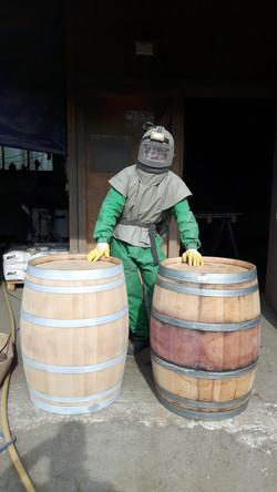 Weinfäser