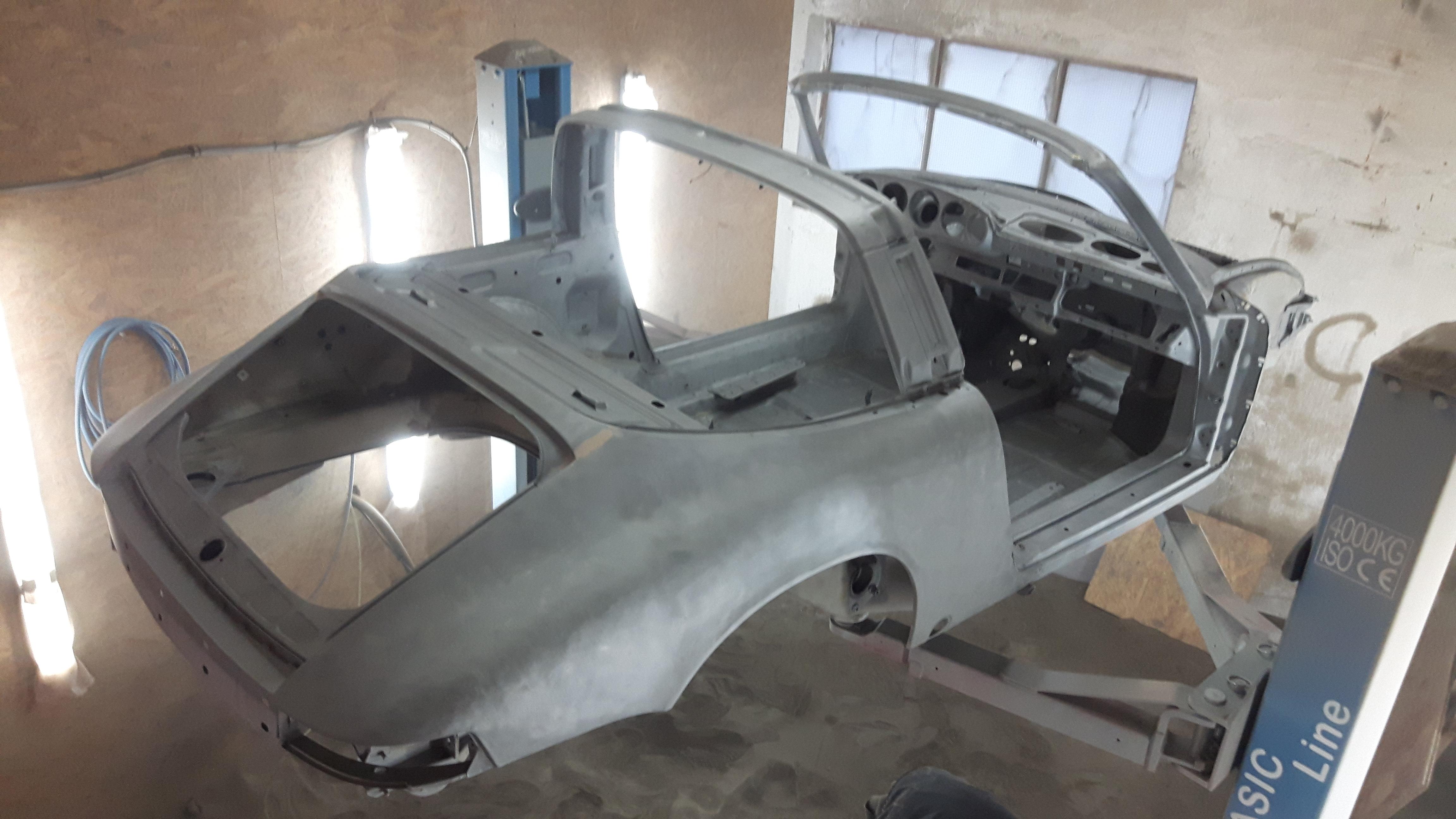 Porsche Targa 1