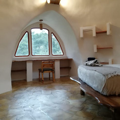 Dome with window