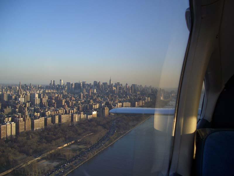Hudson River Corridor (NYC SFRA)