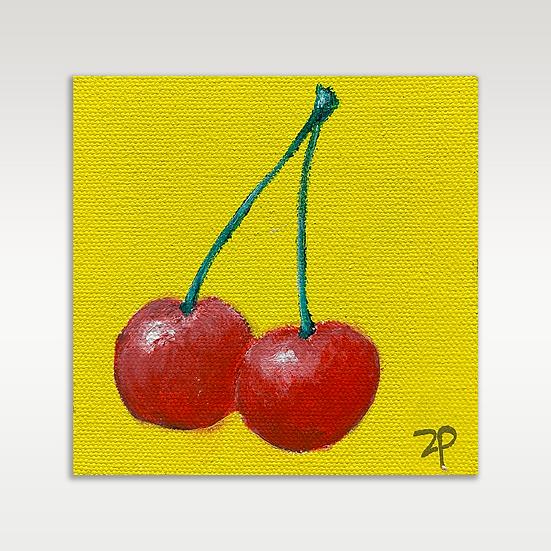 Cherries (Yellow)