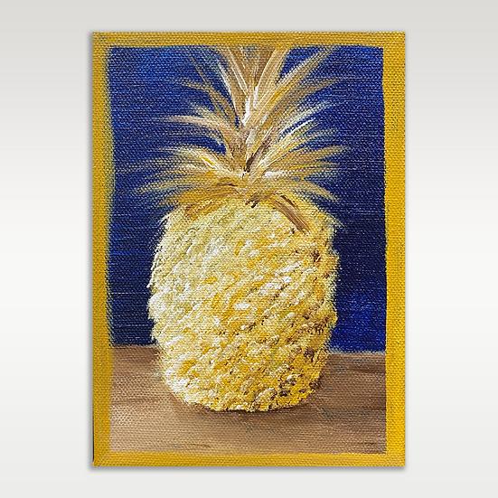 Pineapple (Blue)