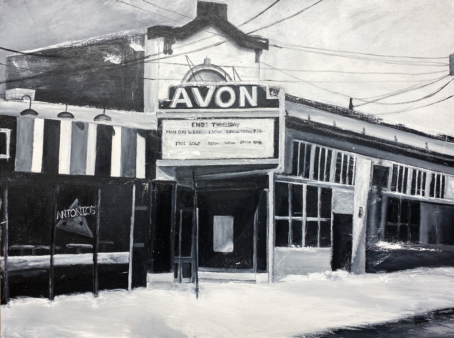 A Night at the Movies (Avon Cinema, PVD)