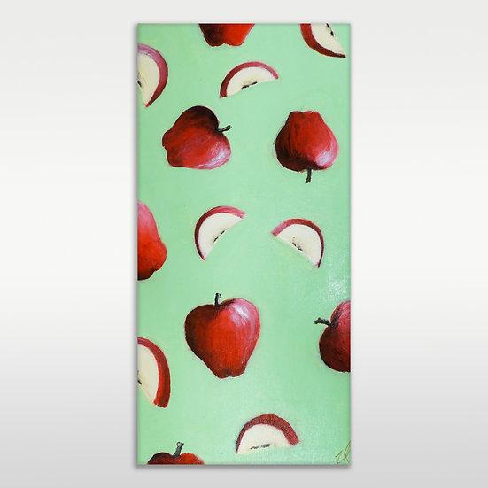 Falling Apples