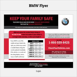 BMW Flyer - Enlgish
