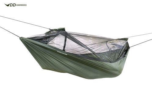 DD SuperLight Frontline Hammock Olive Green