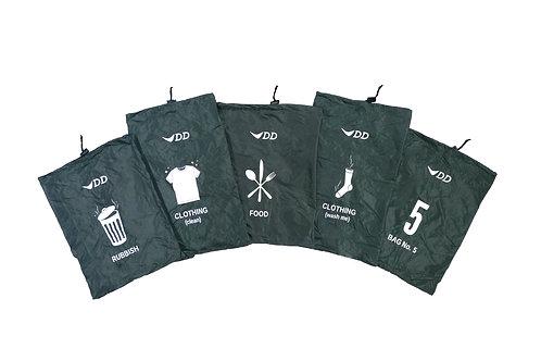 DD Organiser Bag ×5