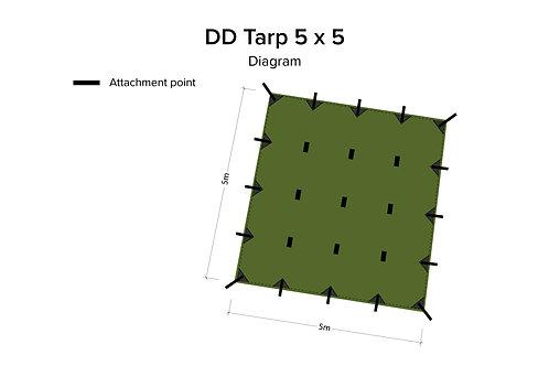DD Tarp 5x5