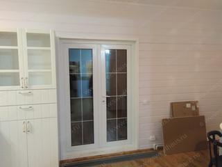 Летняя дверь на террасу