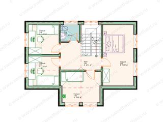 Загородный дом с 4 спальнями