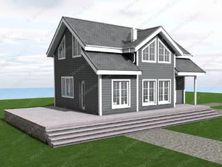 Индивидуальное проектирование загородных домов