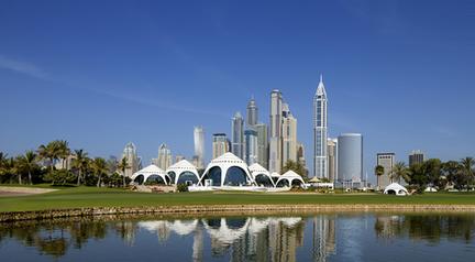 Emirates Golf Club, Dubai