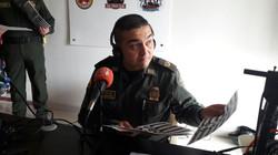 Teniente Coronel Gustavo Granados