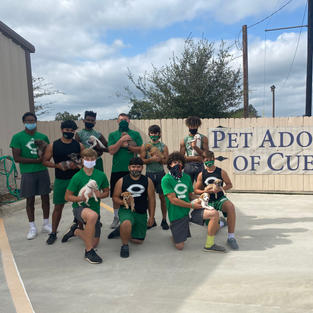 Cuero Gobbler Day at PAOC