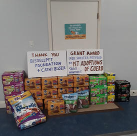 Feed the Shelters Grant