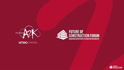 A2K launched MTWO at the Future of Construction Forum in Sydney