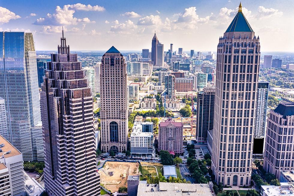 Aerial view downtown Atlanta skyline.jpg