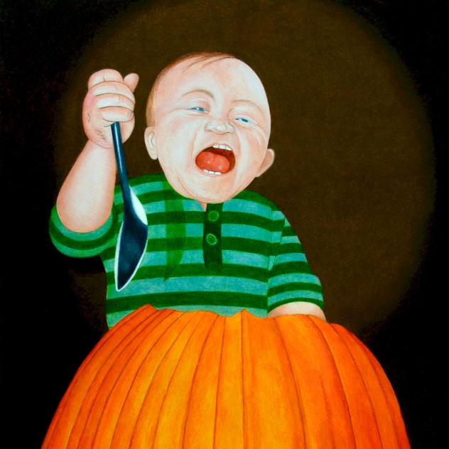 """""""Pumpkin Eater"""""""