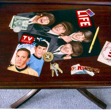 """""""1960s Coffee Table"""""""