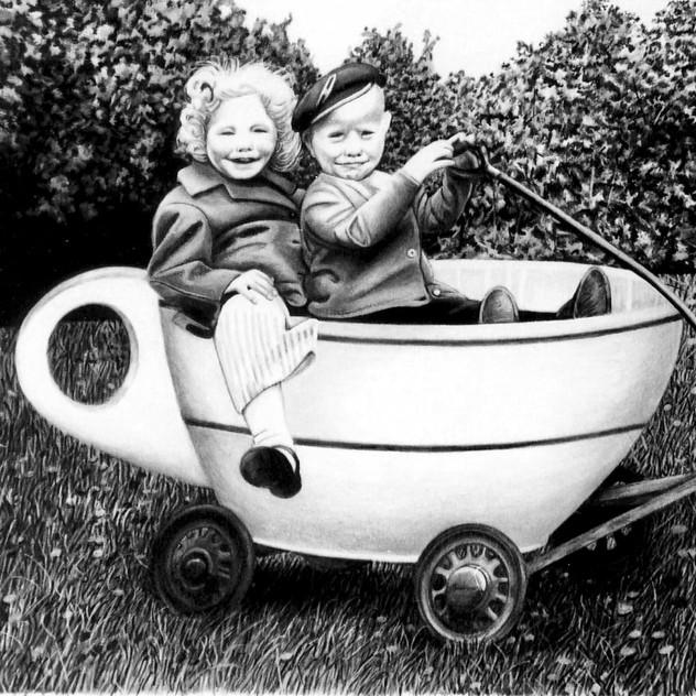 """Coffee Wagon Ride"""