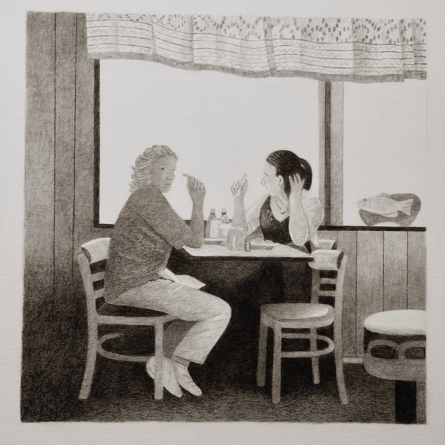"""Breakfast With Frieda"""