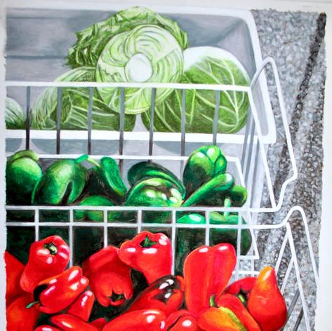 """""""Market Vegetables"""""""