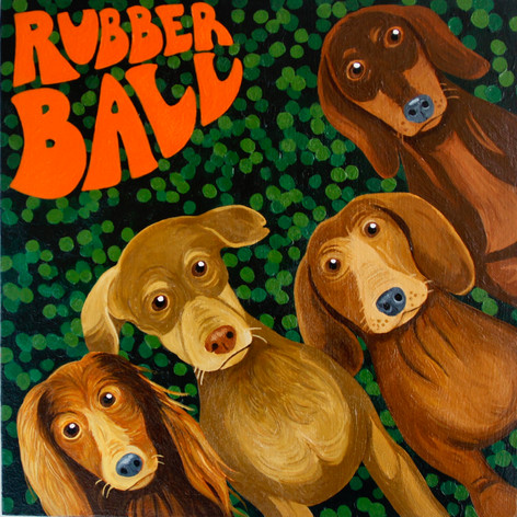 """Rubber Ball"""