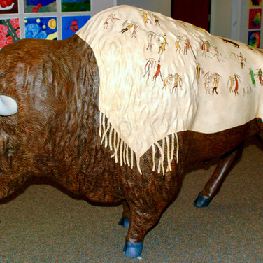 """Buffalo Robe"""