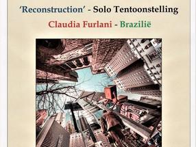 Claudia Furlani exposição na Holanda  abril/2018