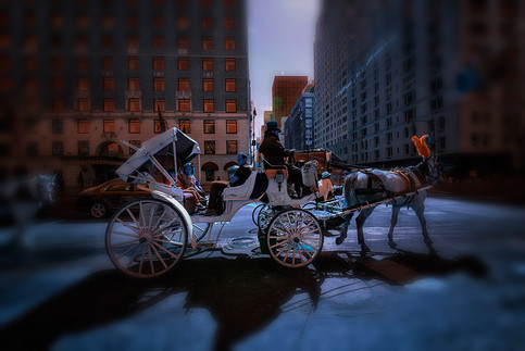SÉRIE NEW YORK
