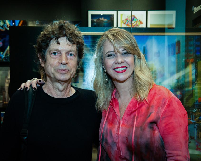 Osvaldo Fagnani e Claudia Furlani