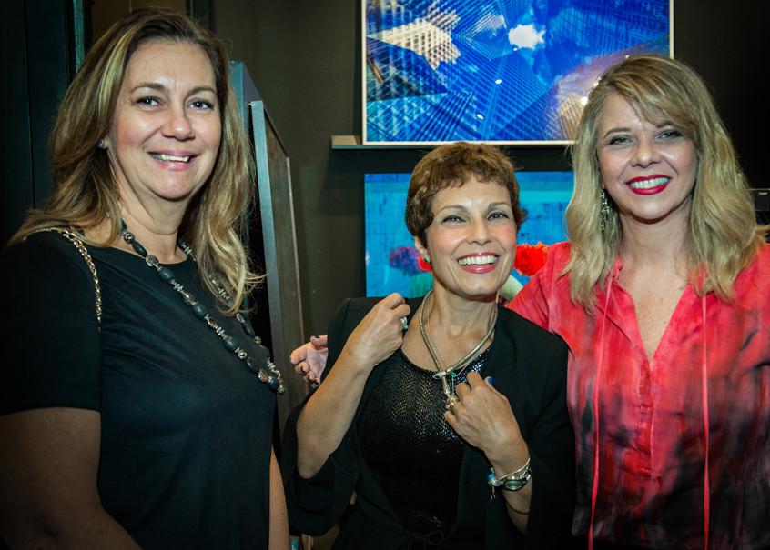 Rosana Schrijnemaekers e Ana Aly
