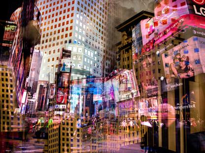 New York III - 100 x 133 cm